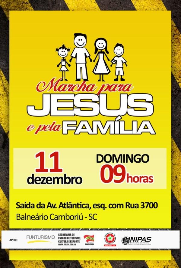 MARCHA PARA JESUS jamille