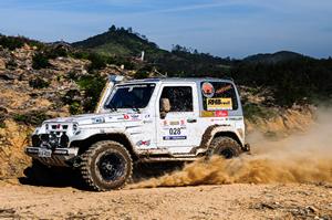 Nove estados estarão representados no 5º Rally Transcatarina. Foto: Márcio Machado/DFOTOS