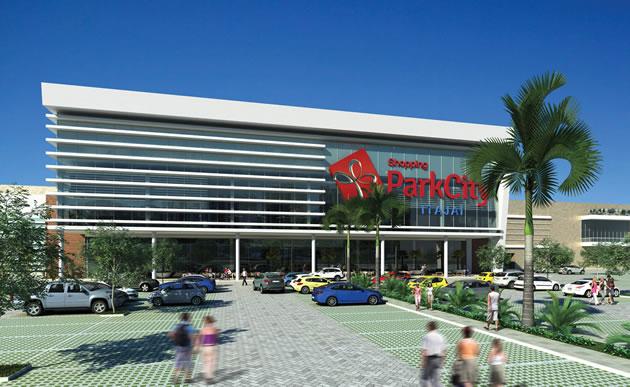 shopping itajai park city