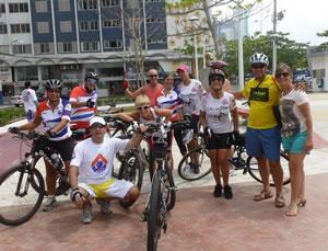 Foto: Associação de Ciclistas de Balneário Camboriú