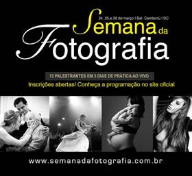 semana da fotografia