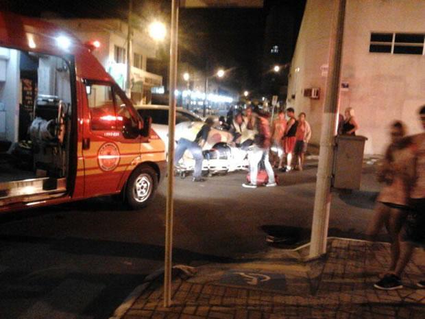 Foto: Associação dos Agentes de Trânsito de Balneário Camboriú