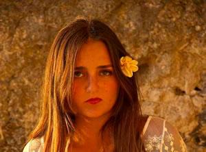 A catarinense Ingrid Migliorini ficou conhecida por leiloar a virgindade para um documentário.
