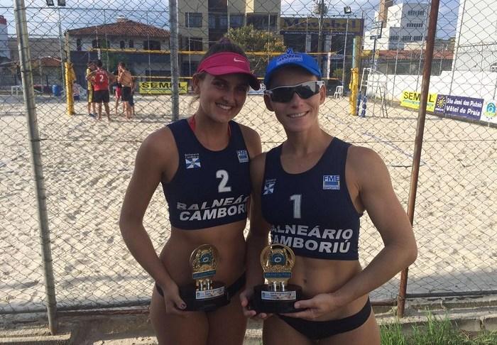 Campeonato de Vôlei de Praia fmebc