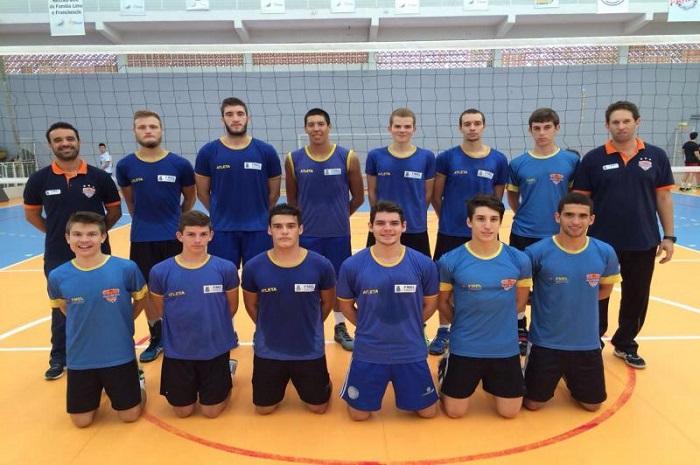 Itajaí estadual de Voleibol