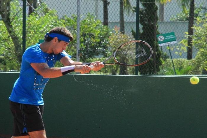 Tenista Orlando Luz
