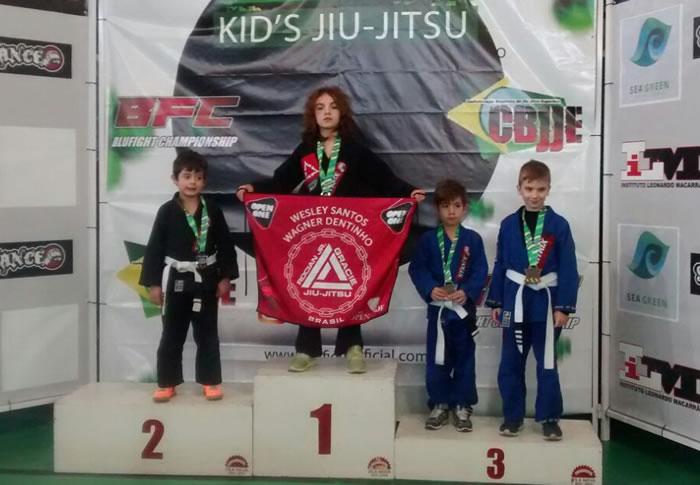 Campeonato Brasileiro Kids de Jiu Jitsu