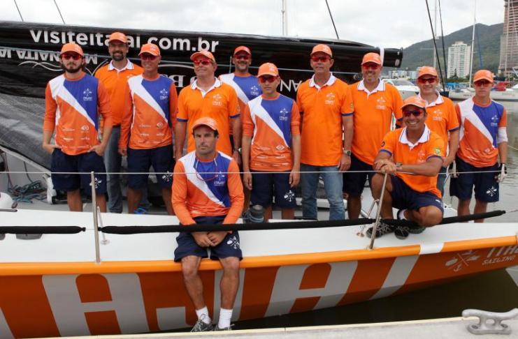 Itajaí Sailing Team 1
