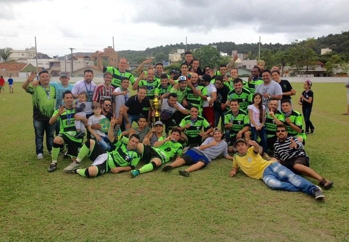 Campeonato municipal divisão princial jogo da final 13 11 2016 foto Junior Jucoski