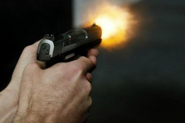 tiro arma