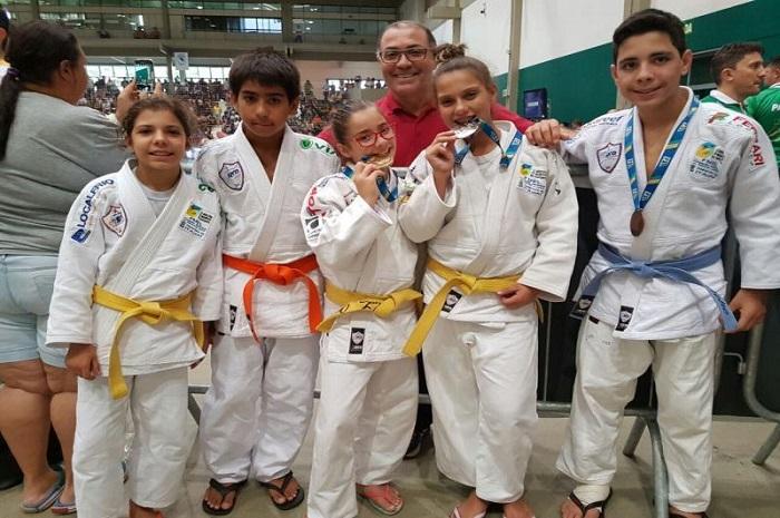 Delegação de Itajaí faz bonito em Campeonato Brasileiro Região V de Judô