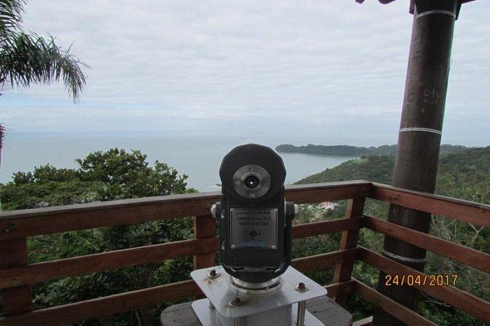 FAMAI instala lunetas de observação no Parque da Atalaia