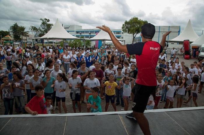 Movimento SeCuidaSC reúne cerca de 500 pessoas em Itajaí