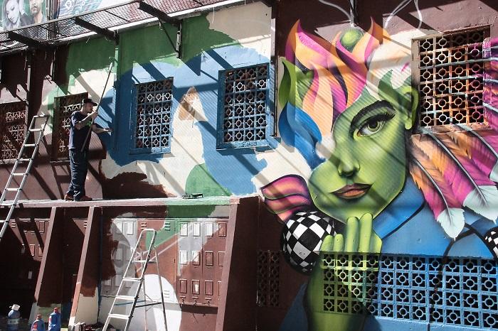 Praça da Cultura Grafite 28 04 17 Foto Celso Peixoto 7 Copy