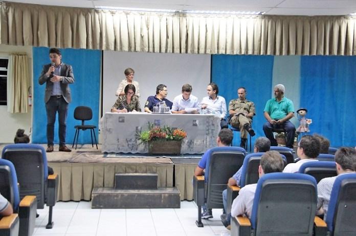 Reunião comunidade Vila Real Foto Ivan Rupp 3