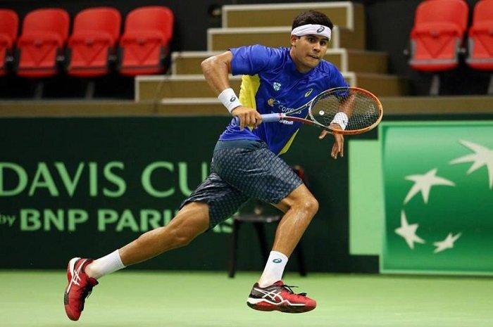 Tênis de Itajaí faz confronto na Espanha