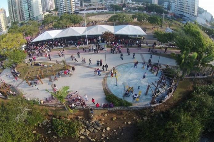 157 anos de Itajaí será comemorado na Beira rio