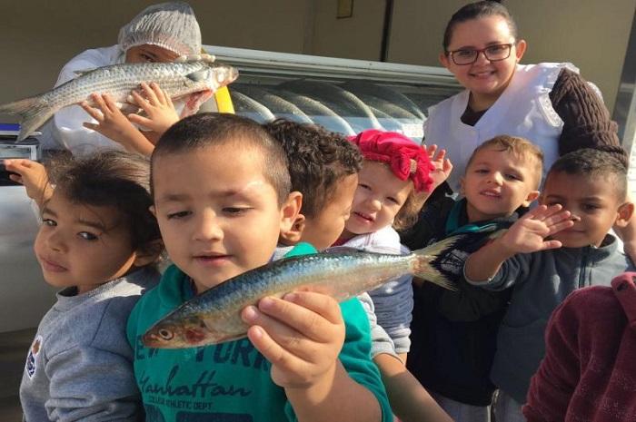Centros de Educação Infantil realizam atividades para comemorar aniversário de Itajaí