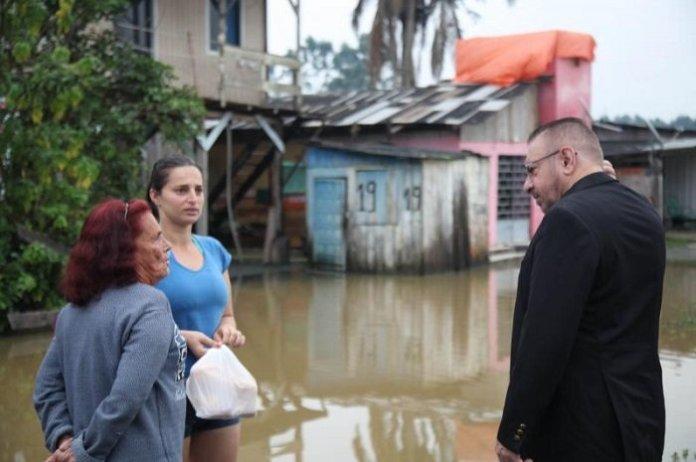 Município de Itajaí monta força tarefa preventiva para enfrentamento das chuvas