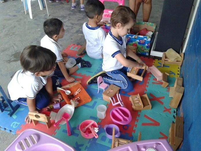 educação infantil ucleos creche ba