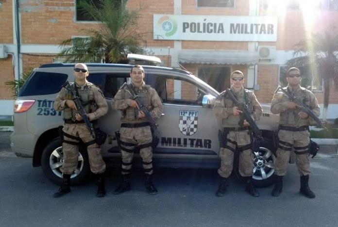 policiais do ppt