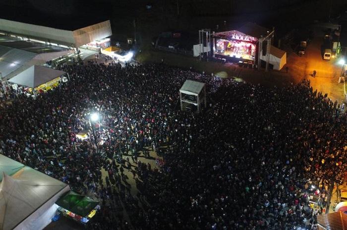 Retorno da Festa Nacional do Colono é sucesso de público