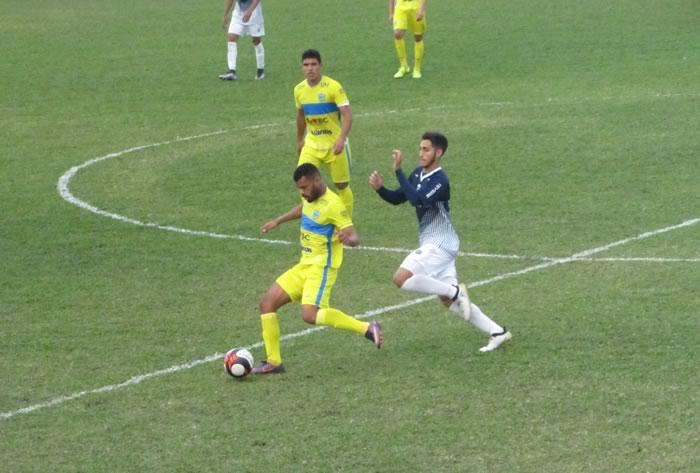 Barra FC e Guarani de Palhoça