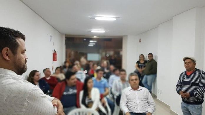 PP reúne quase 80 filiados