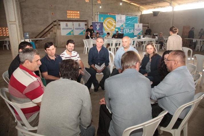 Prefeitura nos Bairros atende comunidades do interior