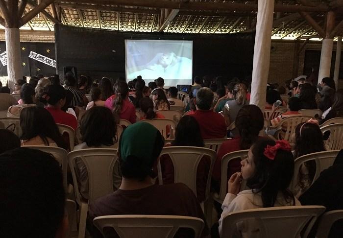 Cinema na Comunidade Soraya da Silva