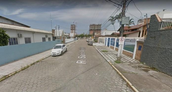 Rua Santo Antônio no Bairro São Judas