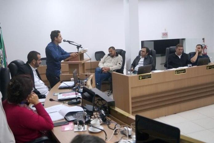 Segurança Pública é discutida em sessão