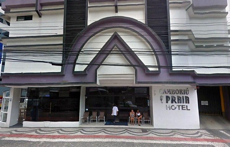 camboriu praia hotel