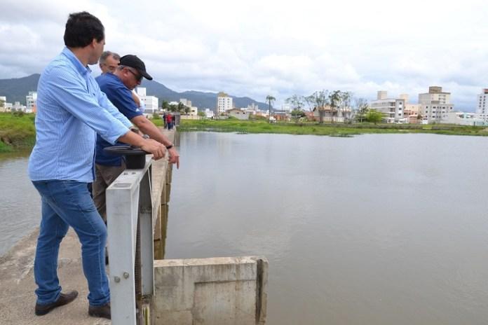 Obras do Parque Linear serão retomadas em Camboriú