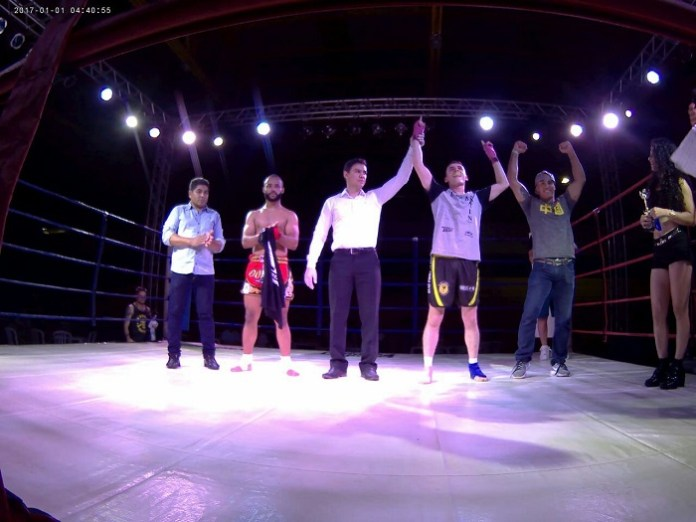 Boxe Chines 1