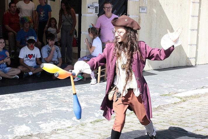 Circo Pirata Show Feira da Praça da Cultura