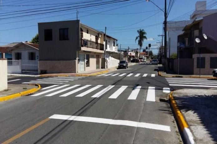 Codetran revitaliza rua do bairro S%C3%A3o Vicente