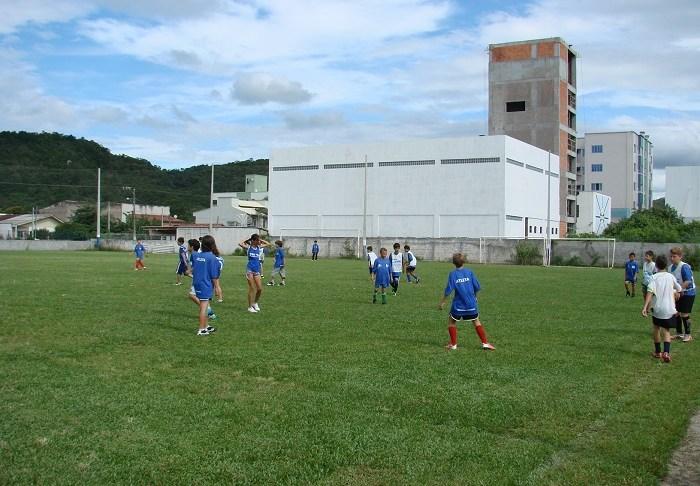 Escolinha Futebol Arquivo PMBC 1