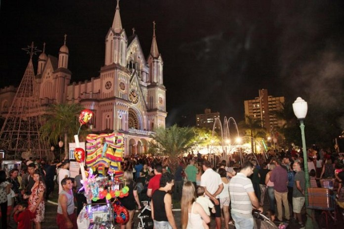 Itajaí terá 16 atrações culturais nesta semana