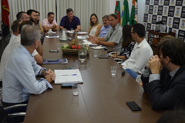 Reunião debate situação de escassez de água no Rio Camboriú