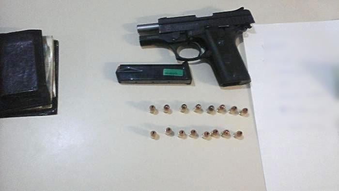 pistola 380