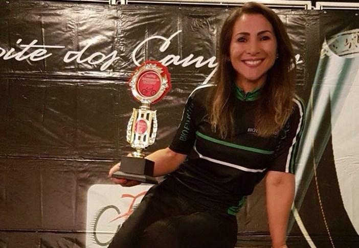 Atleta de Camboriú tem desempenho reconhecido pela Federação Catarinense de Ciclismo