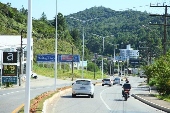 Avenida Osvaldo Reis