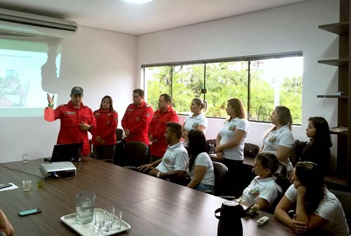 Bombeiros Voluntários em Camboriú
