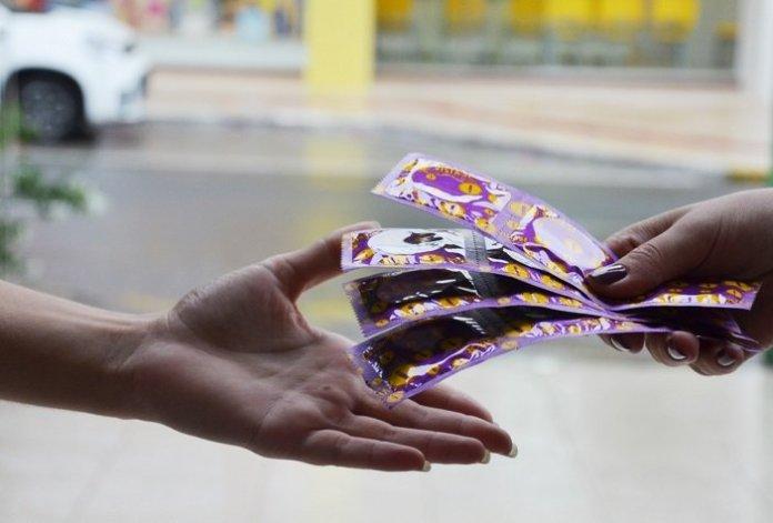 Camboriú tem ações de prevenção às DSTs para o carnaval