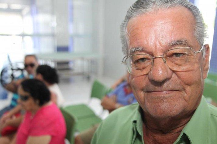 Mutirão de cataratas atende 320 pacientes de Itajaí