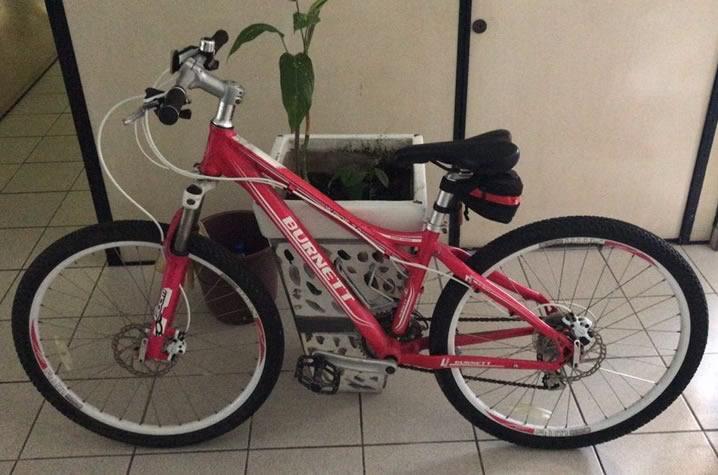bicicleta burnett