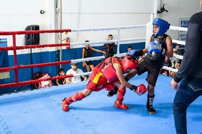 Boxe Chines Team Sorin 02 05 2018 1