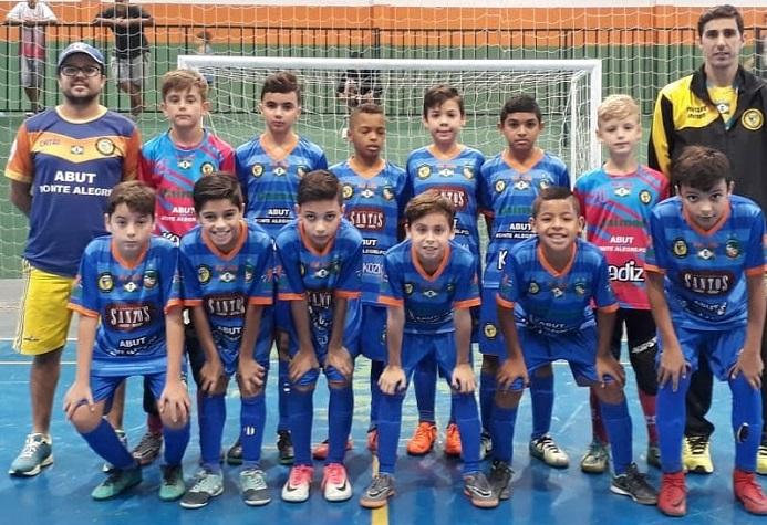 Equipe de Camboriú vence partidas da 2ª rodada do Campeonato Catarinense de Futsal