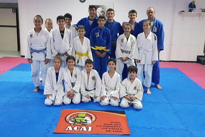 Equipe de judô de Camboriú participará de campeonato em Gaspar